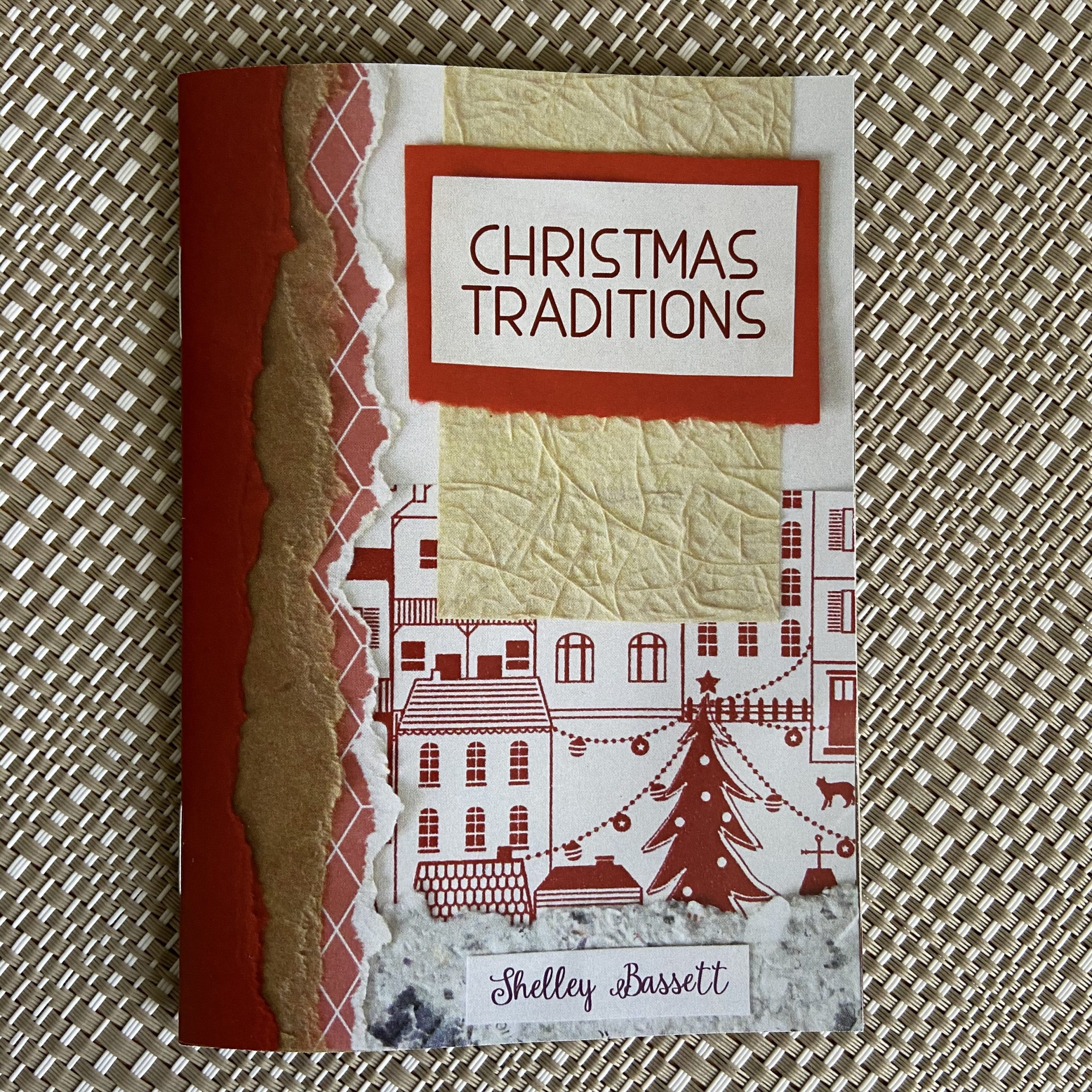 Christmas Traditions Zine