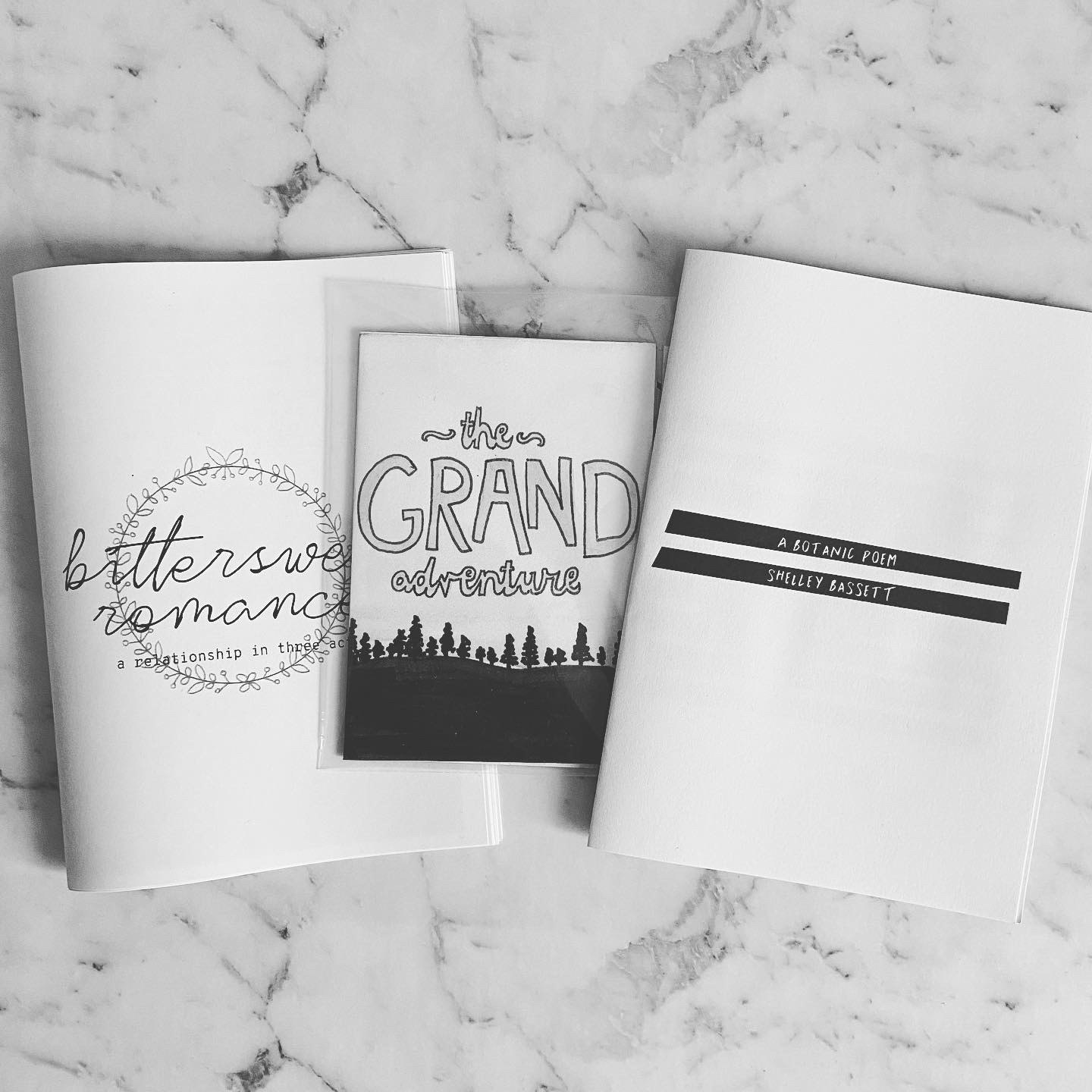 Illustrated Zine Bundle
